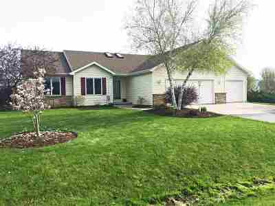Appleton Single Family Home Active-No Offer: W6040 Jessica