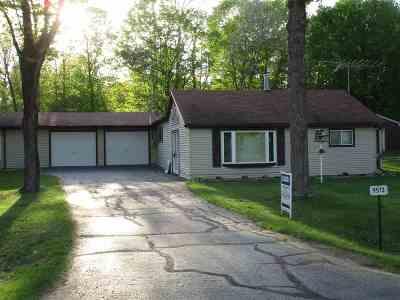 Suring Single Family Home Active-Offer No Bump: 9573 Holt Park