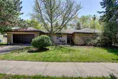 Appleton Single Family Home Active-No Offer: 625 E Marquette