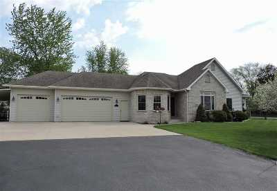 Greenville Single Family Home Active-Offer No Bump: W6709 Rickey