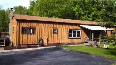 Gillett Single Family Home Active-No Offer: 12930 Hwy Vv