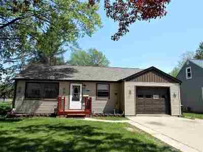 Appleton Single Family Home Active-Offer No Bump: 1720 S Jackson