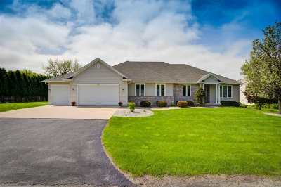 Appleton WI Single Family Home Active-No Offer: $359,900