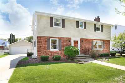 Appleton Single Family Home Active-No Offer: 513 E Greenfield