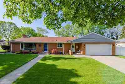 Appleton Single Family Home Active-No Offer: 825 E Grant