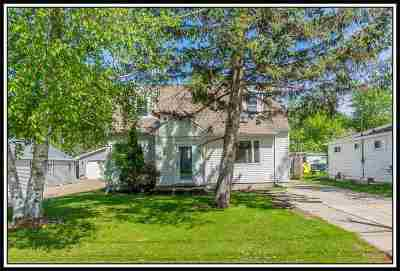 Neenah Single Family Home Active-No Offer: 312 S Lake