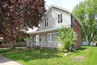 Appleton Multi Family Home Active-No Offer: 214 E Atlantic
