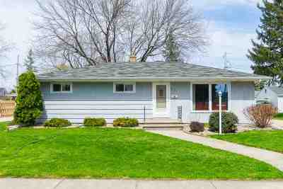 Neenah Single Family Home Active-No Offer: 211 State