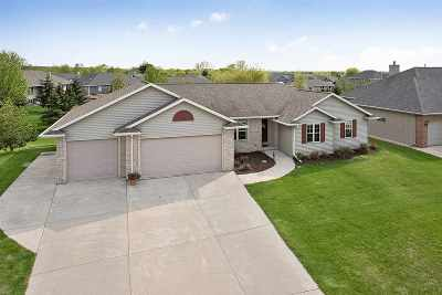 Green Bay Single Family Home Active-No Offer: 2232 Kaylee