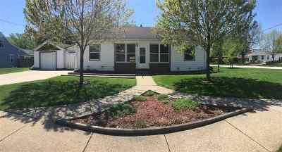 Appleton Single Family Home Active-No Offer: 609 W Glendale