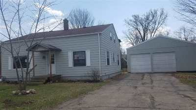 Coleman Single Family Home Active-Offer No Bump: 257 Elm