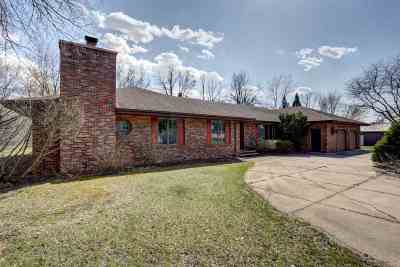 Neenah Single Family Home Active-No Offer: 3525 Hickory Hill
