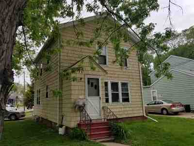 Neenah Multi Family Home Active-Offer No Bump: 219 W Winneconne