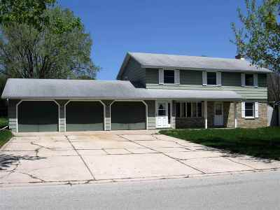 Green Bay Multi Family Home Active-No Offer: 3281 Peterson