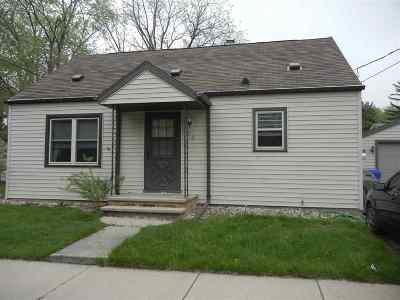 Appleton WI Single Family Home Active-Offer No Bump: $100,000