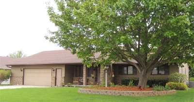 Appleton WI Single Family Home Active-No Offer: $249,900