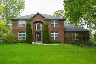 Oshkosh Single Family Home Active-No Offer: 1780 Scarlet Oak