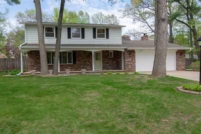 Green Bay Single Family Home Active-No Offer: 1346 Ken