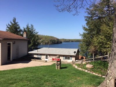 Wabeno Single Family Home Active-No Offer: 2264 Switzers Point