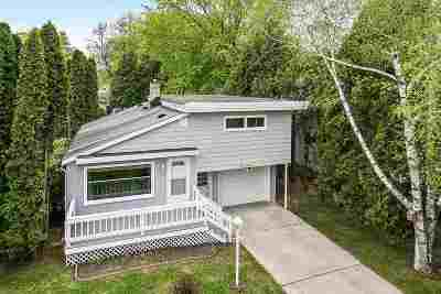 Green Bay Single Family Home Active-No Offer: 718 Gallagher