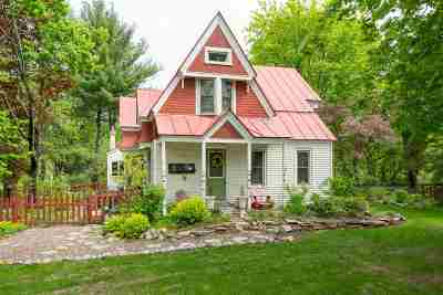 Waupaca WI Single Family Home Active-Offer No Bump: $289,900