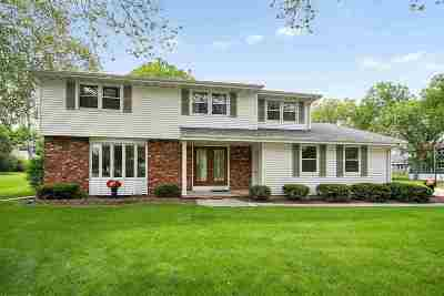Green Bay Single Family Home Active-No Offer: 3000 East River