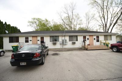 Brown County Multi Family Home Active-No Offer: 1306 Western