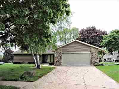Oshkosh Single Family Home Active-Offer No Bump: 937 Leeward