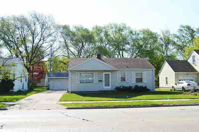 Green Bay Single Family Home Active-No Offer: 839 S Oneida