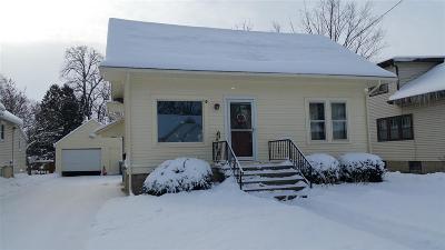 Oshkosh Single Family Home Active-No Offer: 155 W 23rd