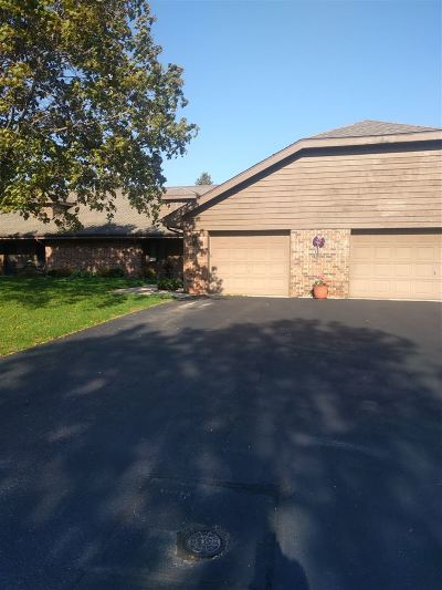 Appleton WI Condo/Townhouse Active-No Offer: $140,000