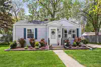 Green Bay Single Family Home Active-No Offer: 1197 8th