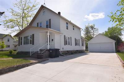 Shawano Single Family Home Active-No Offer: 1003 S Franklin