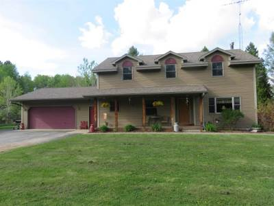Wabeno Single Family Home Active-No Offer: 4742 Padus