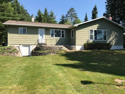 Crivitz Single Family Home Active-Offer No Bump-Show: W8315 Left Foot
