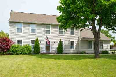 Appleton WI Single Family Home Active-No Offer: $269,900