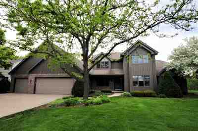 Neenah Single Family Home Active-Offer No Bump-Show: 906 Millbrook