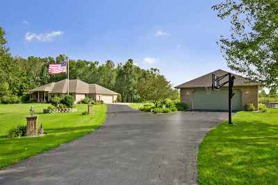 Oconto County Single Family Home Active-No Offer: 700 Woodstock