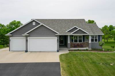 Neenah Single Family Home Active-Offer No Bump: 2625 Towerview