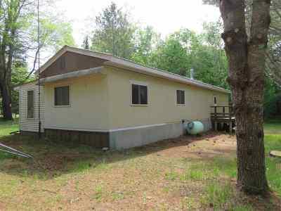 Mountain Single Family Home Active-No Offer: 16980 Markusen