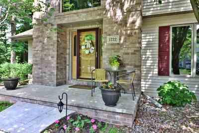 Oshkosh Single Family Home Active-No Offer: 1722 Bernheim