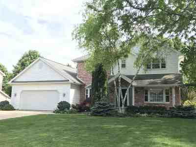 Neenah Single Family Home Active-Offer No Bump: 1271 Whippletree