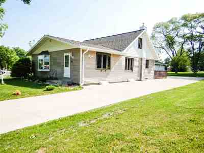 Coleman Single Family Home Active-No Offer: 158 N Park