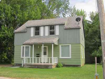 Shawano Multi Family Home Active-No Offer: 408 W 1st