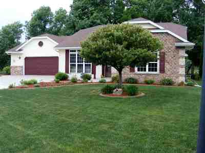 Menasha Single Family Home Active-Offer No Bump: 1100 Kernan