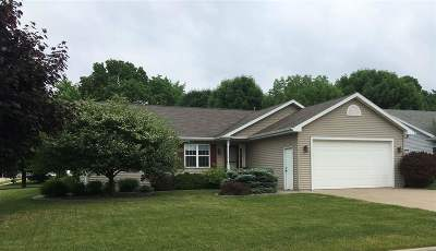 Neenah Single Family Home Active-Offer No Bump: 2500 Bishops