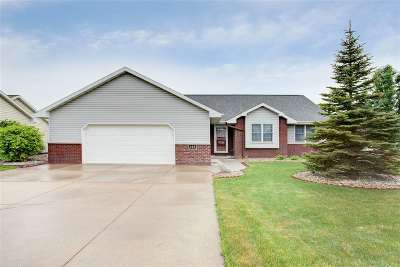 Combined Locks Single Family Home Active-Offer No Bump: 126 Kayla