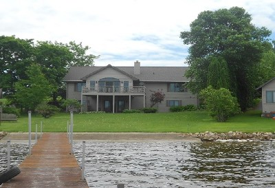 Shawano Single Family Home Active-No Offer: W5268 E Sandy