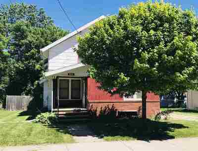 Little Chute Single Family Home Active-Offer No Bump: 528 Wilson