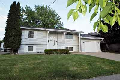 Menasha Single Family Home Active-Offer No Bump: 733 State